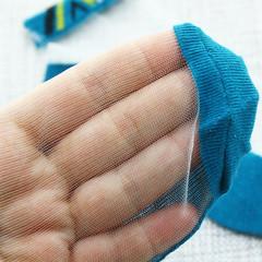Детские носки Прозрачные 3-5 лет 15-18 см