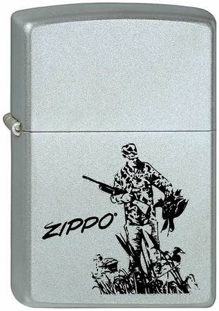 Зажигалка Zippo №205 Duck Hunting