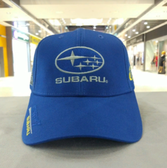 Кепка Субару синяя (Бейсболка SUBARU)