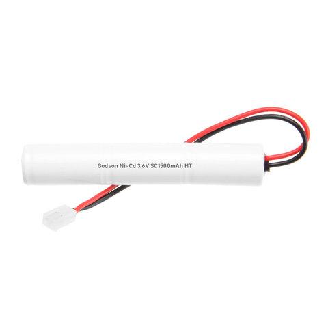 Ni-Cd 3.6V SC 1500mAh HT аккумуляторы аварийного освещения Godson Technology