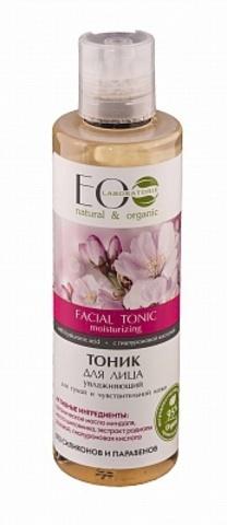 EO Laboratorie Тоник для лица Увлажняющий для сухой и чувствительной кожи 200 мл