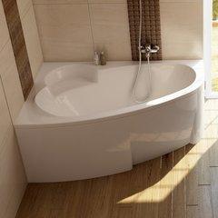 Ванна асимметричная 160х105 см Ravak Asymmetric C461000000 фото