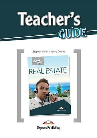 Career Paths: Real Estate. Книга для учителя