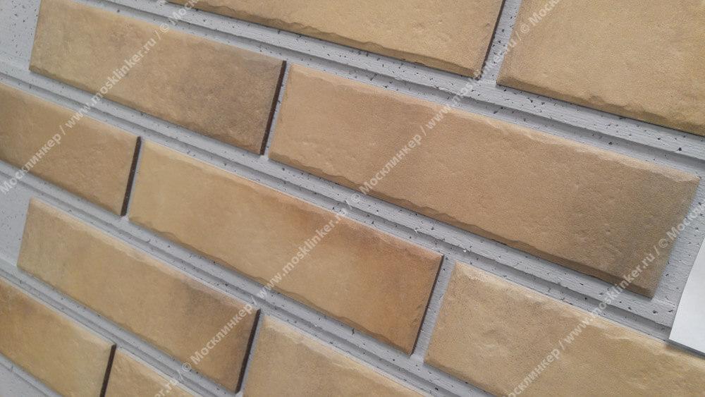 Cerrad - Retro brick, Masala, 245x65x8 - Клинкерная плитка для фасада и внутренней отделки