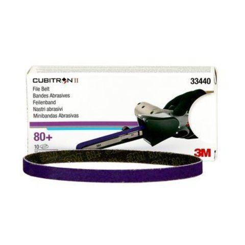 3М  Шлифовальная лента Cubitron™ II, 10x330mm, 80+,