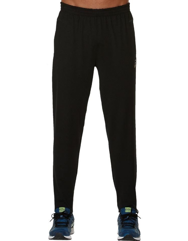 Мужские тренировочные штаны Asics Knit Pant (125071 0904) черные фото