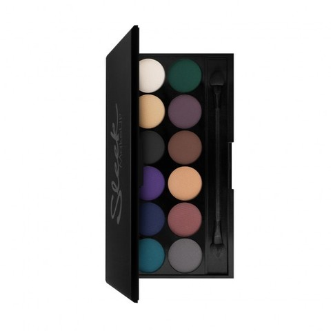 Тени для век Sleek MakeUp Eyeshadow Palette I-Divine Ultra Mate V2