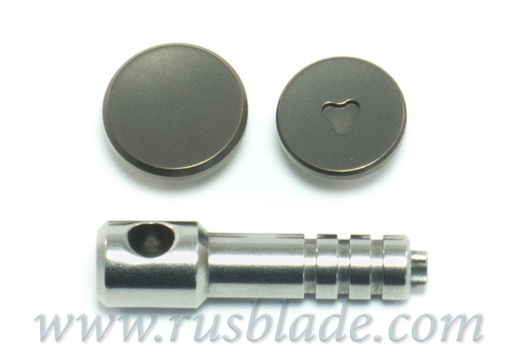 Shirogorov Bit for JEANS and Cannabis knives