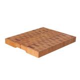 Доска торцевая разделочная, ясень белый 35 х 20 х 4 см, артикул TD00802, производитель - Origins Wood
