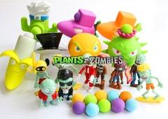 Растения против Зомби стреляющие игрушки серия 01