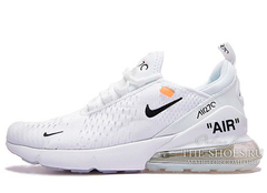 Кроссовки Мужские Nike Air Max 270 X OFF White