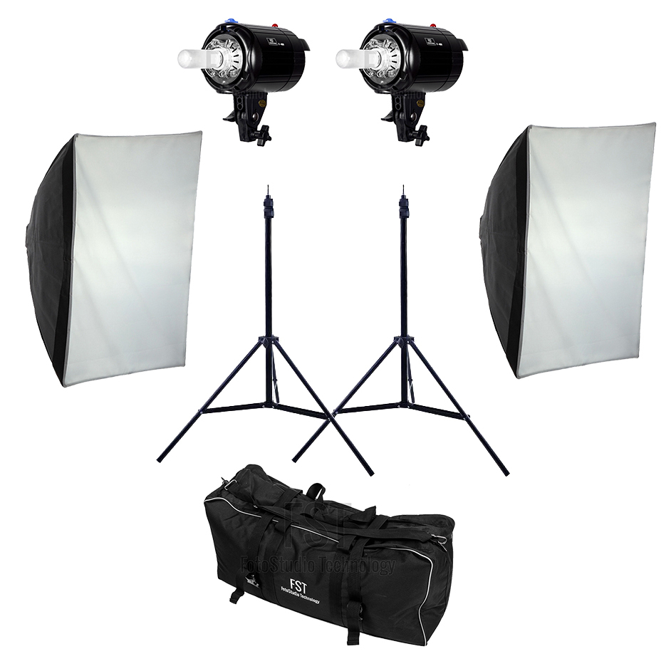 FST F-400 Softbox KIT