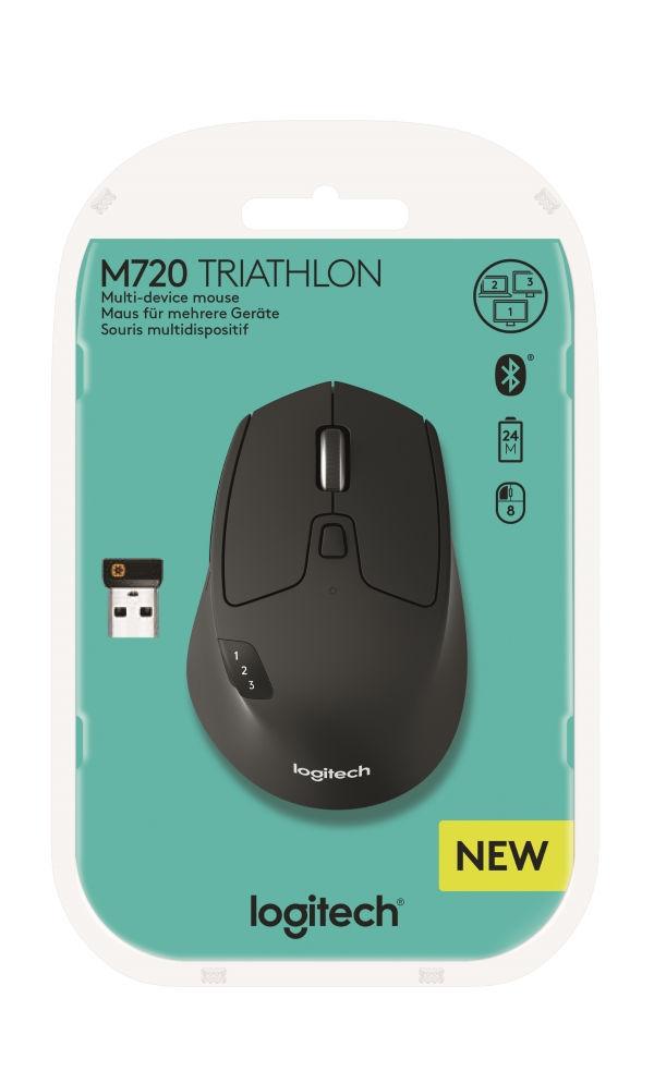 Logitech M720 Triathlon