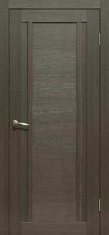 Дверь Fly Doors L-24, цвет венге 3D, глухая