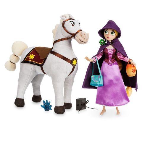 Кукла Рапунцель (Rapunzel) с конем Максимус (Maximus) - Приключения Рапунцель, Disney