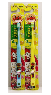 Зубная щетка детская LION Clinica KID'S, от 0 до 3 лет