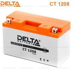 Аккумулятор DELTA 12V 8Ah (CT1208)