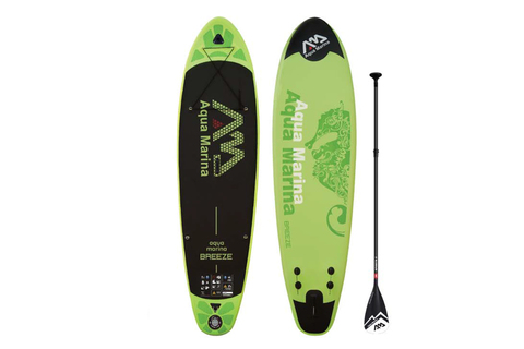 SUP-комплект Aqua Marina Breeze 9'9