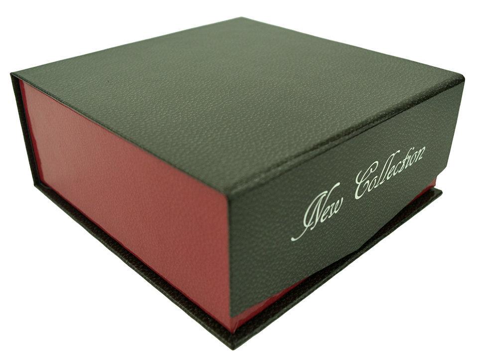 Коробка подарочная для ремня 15х15х6,5 см арт.5005