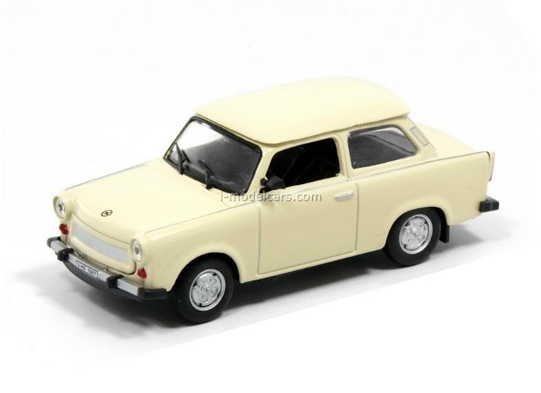 Trabant P601 beige 1:43 DeAgostini Auto Legends USSR #151