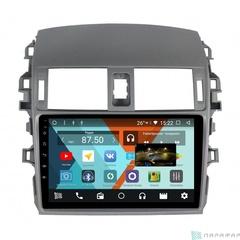 Штатная магнитола для Toyota Corolla 07-12 на Android 8.1.0 Parafar PF974K