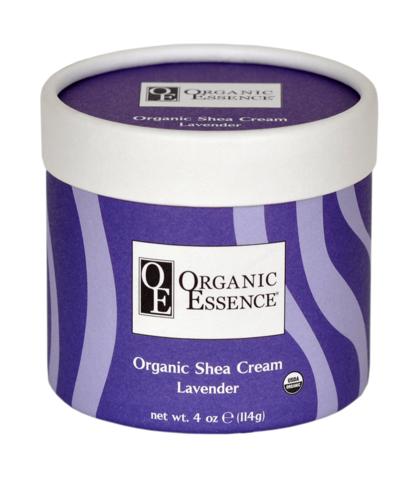 Organic Essence. Органический крем Ши (Карите) , Лаванда (114 гр)