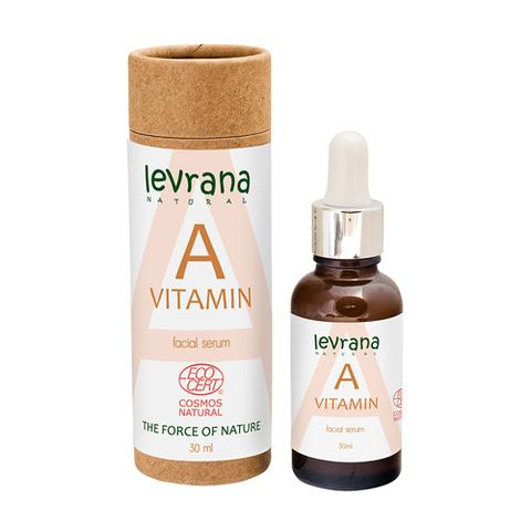 Сыворотка для лица Витамин А, Levrana