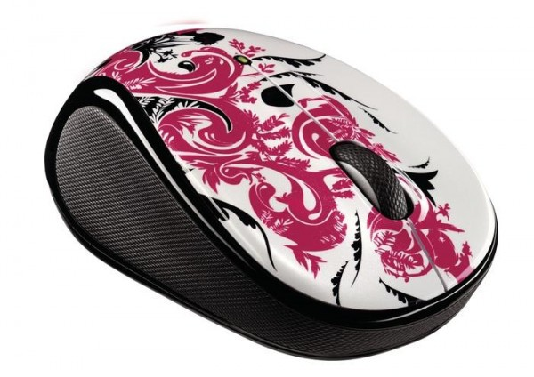 LOGITECH M325 Wireless Floral Spiral