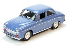 Syrena 104 blue 1:43 DeAgostini Auto Legends USSR #174