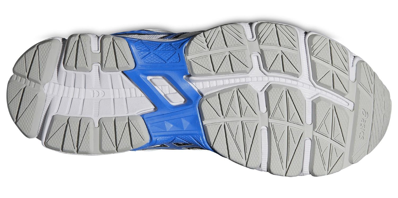 Детские беговые кроссовки для мальчика Asics GT-1000 4 GS (C558N 0139) белые фото