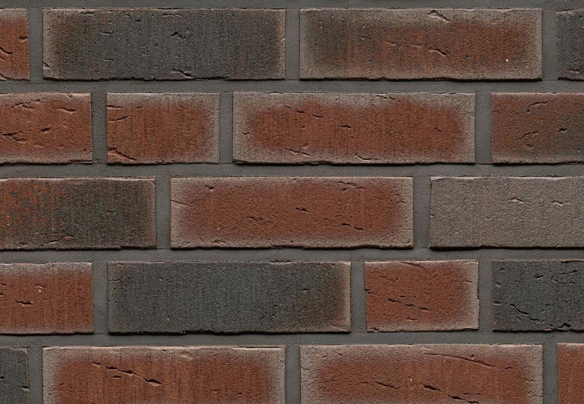 Плитка под кирпич Feldhaus Klinker, VASCU, R770NF14, поверхность Wasserstrich, cerasi venito