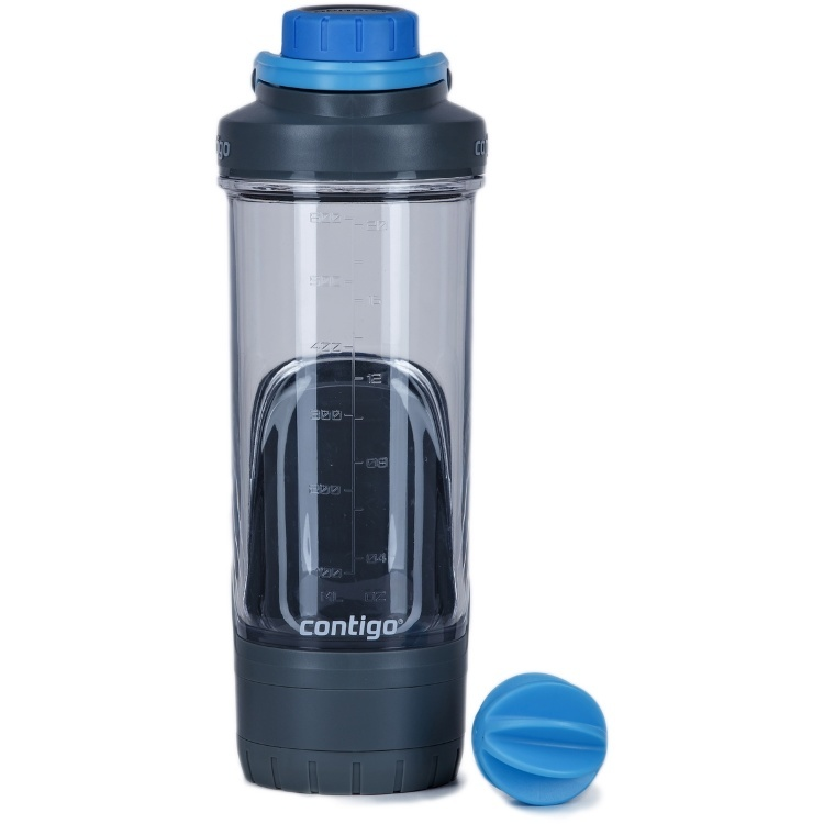 Фитнес-бутылка Kangaroo 720 мл, синий