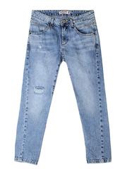 GJN007946 джинсы женские, медиум-лайт