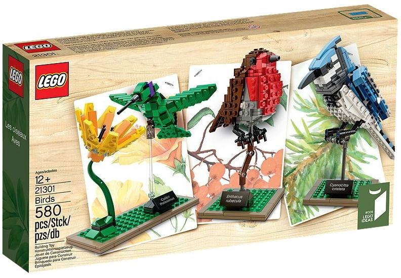 Лего 21301 Птицы