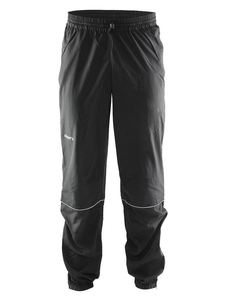 Мужские брюки для бега Craft Active Run (1902219-9999) черные