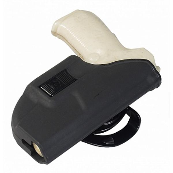 Кобура пластиковая для пистолета Вектор Альфа быстросъемная Стич Профи