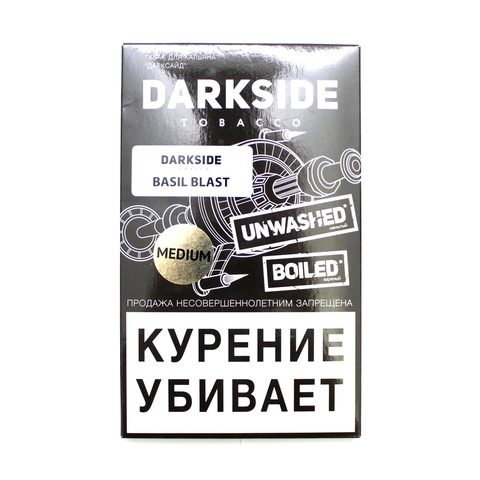 Dark Side Medium 100 гр Basil blast