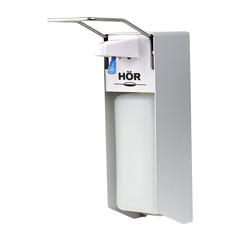 Диспенсер жидкого мыла локтевой Hor HOR-X-2269 MS 777201 фото