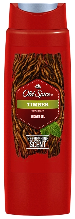 Old Spice. Timber. Гель для душа
