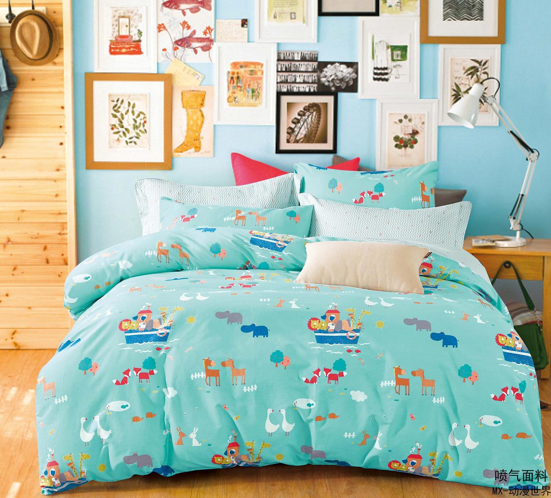 Детское постельное белье сатин Постельное белье Asabella печатный сатин 1031 1031.jpg