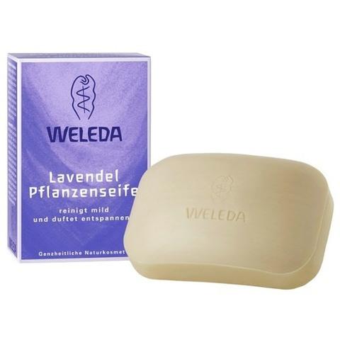 WELEDA | Лавандовое растительное мыло (100 гр)