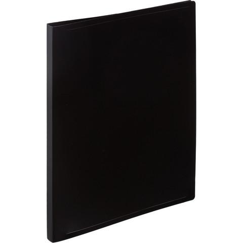 Папка с метал. прижимом Attache 055Z-E черный