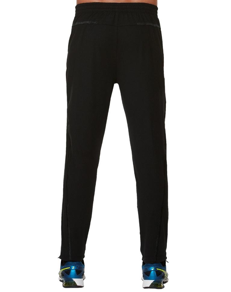 Мужские тренировочные штаны асикс  Knit Pant (125071 0904) черные