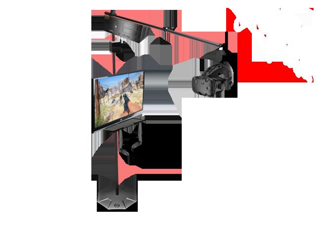 Аттракцион Виртуальной Реальности  HTC VIVE