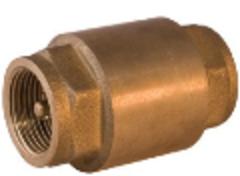 """Обратный клапан с металлическим седлом усиленный 1/2"""" TIM"""