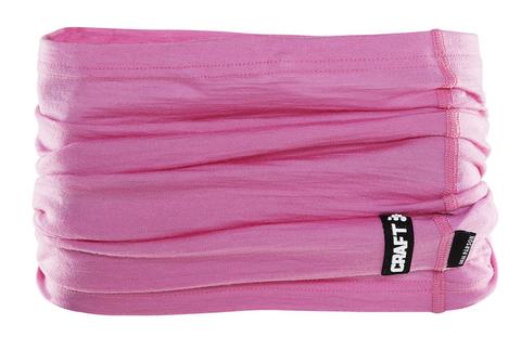 Многофункциональная бандана Craft Bormio Multifunction 1903096-1370 розовая