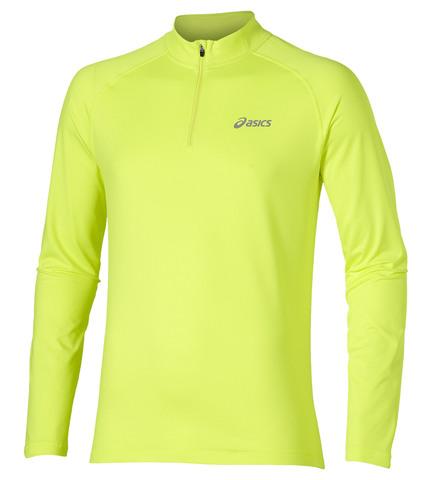 Рубашка беговая Asics Ess Winter 1/2 Zip мужская (0392)