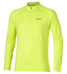 Мужская беговая рубашка Asics Ess Winter 1/2 Zip (114638 0392)