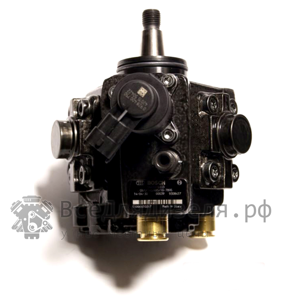 ТНВД восстановленная BOSCH 33100-4A420 0445010207 для HYUNDAI STAREX H1 / KIA SORENTO