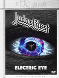 Judas Priest / Electric Eye (DVD)